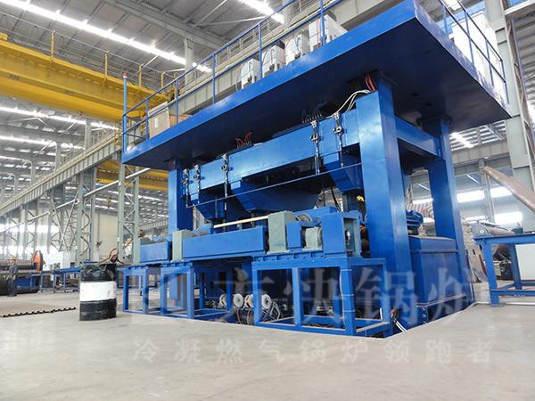 方快燃气水管锅炉生产设备