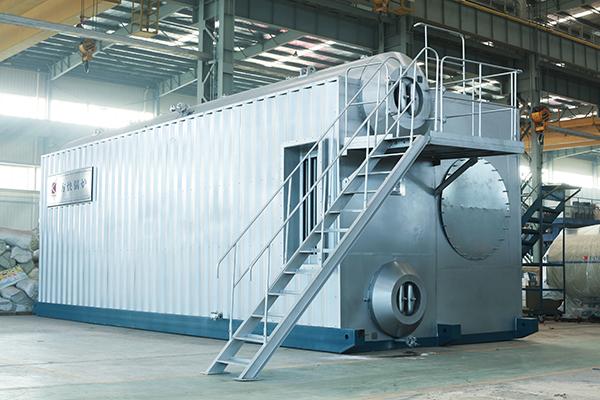 方快燃油气水管蒸汽锅炉运输方便