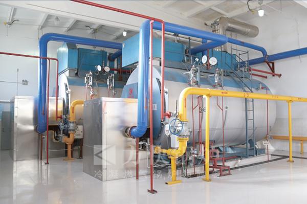 方快低氮FGR燃气蒸汽锅炉